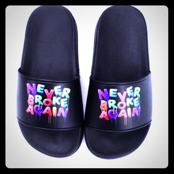 Nike Shoes | Nba Youngboy Slides | Poshmark